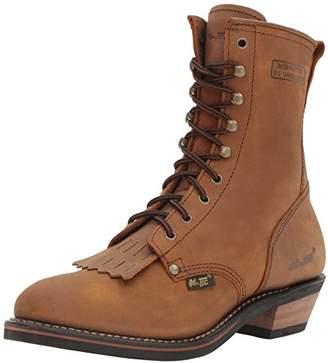 """AdTec Men's 9224 9"""" Packer Work Boot"""