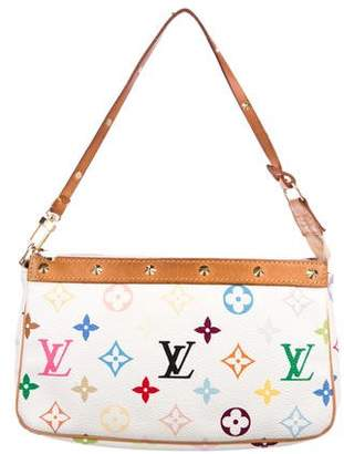 Louis Vuitton Multicolore Pochette Accessiores