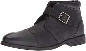 Stacy Adams Men's Rawley Cap Toe Monk Strap Chukka Boot