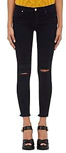 J Brand Women's 8227 Photo Ready Ankle Skinny Jeans - Blue
