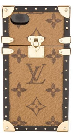 Louis Vuitton Louis Vuitton Eye Trunk iPhone 7 Case