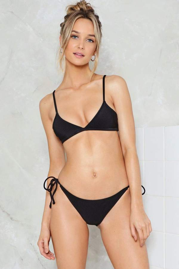 nastygal Nasty Gal Alina Mix & Match Bikini Bottom