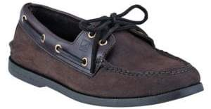 Sperry Men's O Two-Eye Nucuck Boat Shoes