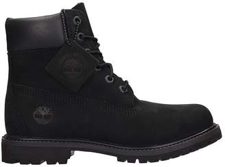 Timberland Classic Premium Wheat Nubuck Leather Boots
