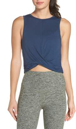 Beyond Yoga Crossroads Crop Tank