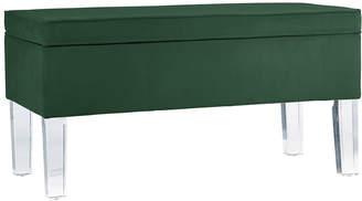 Skyline Furniture Storage Bench
