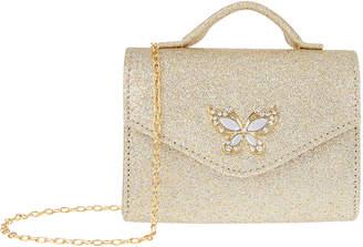 Monsoon Mia Butterfly Glitter Bag