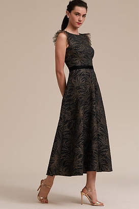 Anthropologie Shani Wedding Guest Dress