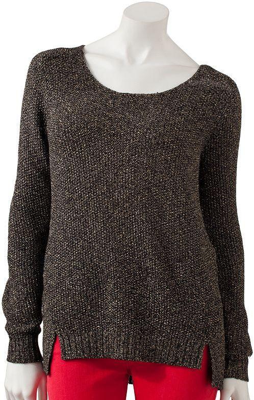 Rock & Republic Rock and republic lurex sweater