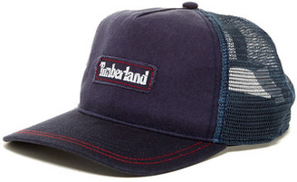 Timberland Mesh Snap Back Baseball Cap $25 thestylecure.com