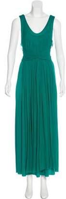 Sonia Rykiel Sleeveless Maxi Dress