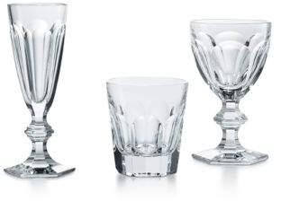 Baccarat Harcourt 1841 3-Piece Glassware Set