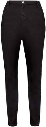 Dorothy Perkins Womens **Dp Curve Black 'Ashley' Skinny Jeans