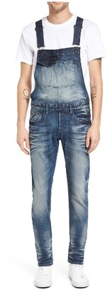 Men's Prps Mudslinging Windsor Skinny Fit Overalls $375 thestylecure.com