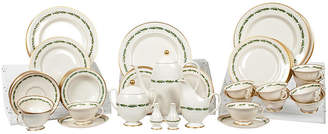 One Kings Lane Vintage Dinnerware Set - 75-Pcs