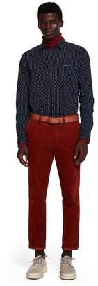 Scotch & Soda Chest Pocket Shirt Regular fit