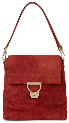 Coccinelle Arlettis Rust Suede Backpack