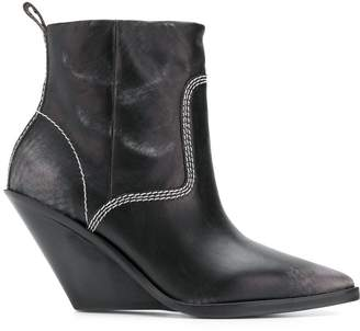 Diesel D-West AB boots