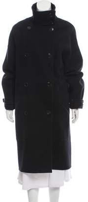 Hermes Cashmere Long Coat
