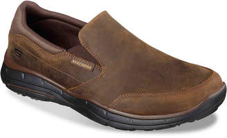 Skechers Relaxed Fit Glides Calculous Slip-On - Men's
