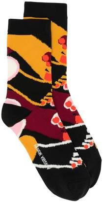 Henrik Vibskov Toe Flirt Socks