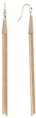 Panacea Bead Chain Tassel Earrings $14.97 thestylecure.com