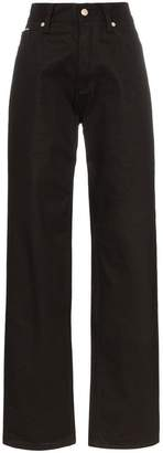 Eytys Benz high waisted baggy jeans