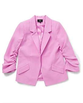 Bardot Junior Tuck Sleeve Blazer(8-16)