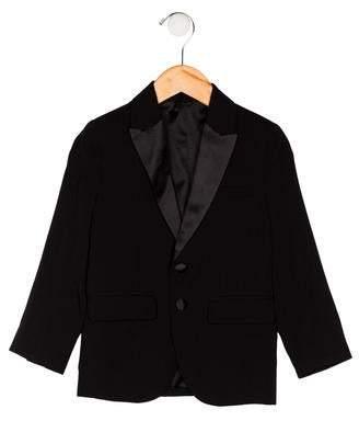 Christian Dior Boys' Wool Blazer