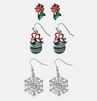 Avenue Festive Holiday Earring Set