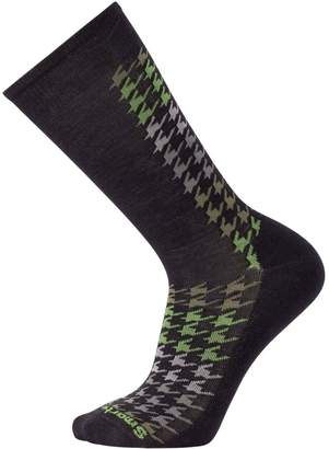 Smartwool Houndstooth Crew Sock - Men's