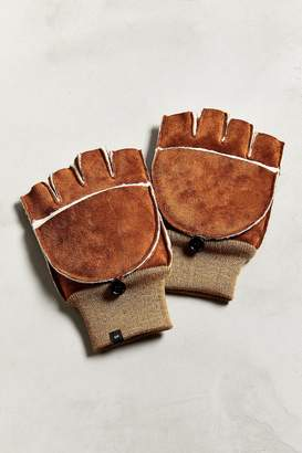 Urban Outfitters Sherpa Convertible Glove