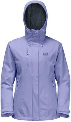 Jack Wolfskin Women's Troposphere Hooded Full-Zip Jacket from Eastern Mountain Sports