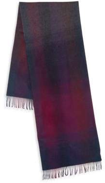 Paul Smith Cosmos Lambswool Scarf