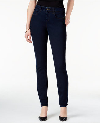Style & Co. Curvy-Fit Skinny Jeans, Only at Macy's $49 thestylecure.com
