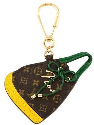 Louis Vuitton Porte Cles BB Noe Bag Charm