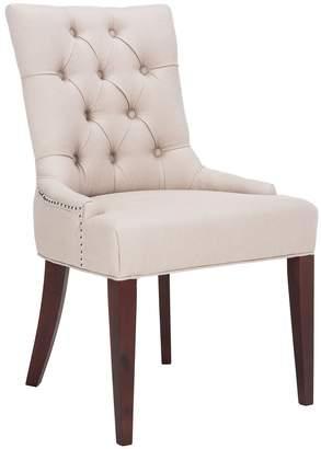 Horchow Amanda Linen Dining Chair