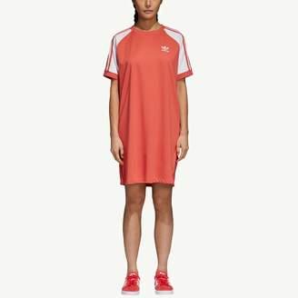 adidas Adicolor 3-Stripe Raglan Dress - Women's