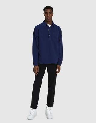 Saturdays NYC Irving Twill Popover Shirt