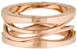 Bvlgari Bvlgari x Zaha Hadid B.Zero1 Design Legend Ring