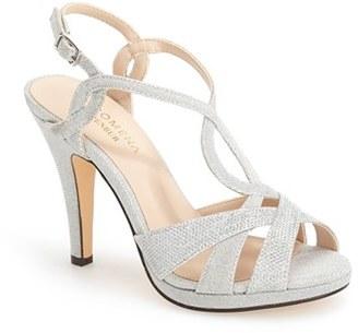 Menbur 'Durcal' Glitter Sandal (Women) $89.95 thestylecure.com