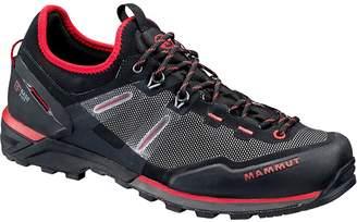 Mammut Alnasca Knit Low Approach Shoe - Men's