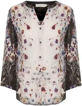 Cream Malie Shirt Blouse