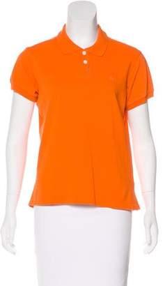 Burberry Cotton Short Sleeve Top