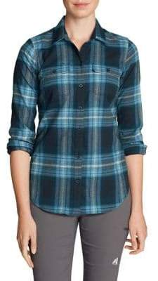 Eddie Bauer Expedition Flex Button-Down Shirt