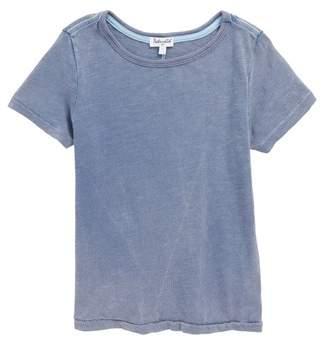 Washed Slub Jersey T-Shirt
