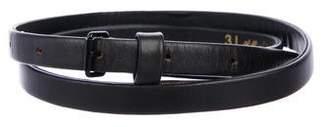 3.1 Phillip Lim Skinny Leather Belt