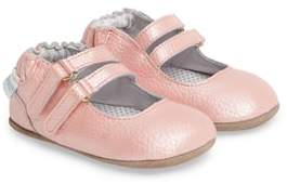 Robeez R) Rose Mary Jane Crib Shoe
