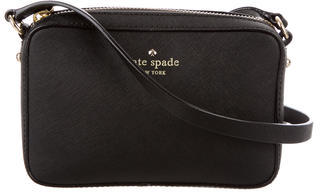 Kate Spade New York Saffiano Crossbody Bag $75 thestylecure.com