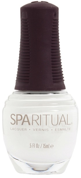 SpaRitual - Airy Soprano Colors of Nail Lacquer (Breathless) - Beauty